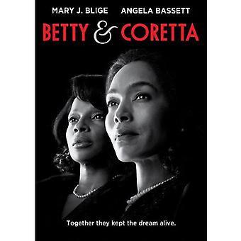 Betty y Coretta [DVD] los E.e.u.u. la importación