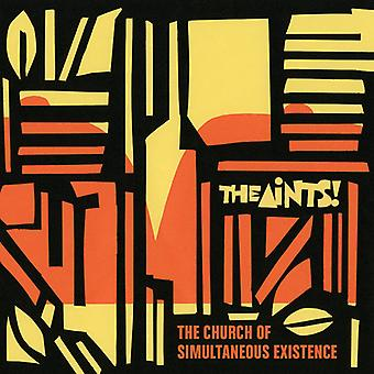 Aints - Church of Simultaneous Existence [CD] USA import