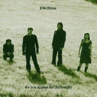 Fake Moss - Its You Against the City... [CD] USA import