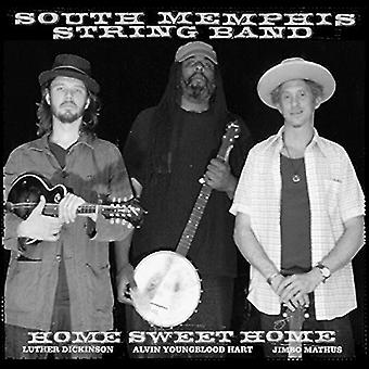 South Memphis String Band - Home Sweet Home [CD] USA import