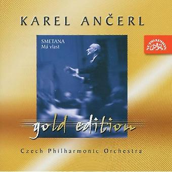 Karel Ancerl Czech Po - Smetana: M  Vlast [CD] USA import
