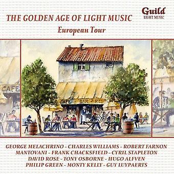 European Tour [CD] USA import