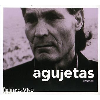 Manuel Agujetas - Agujetas Cantaor [CD] USA import