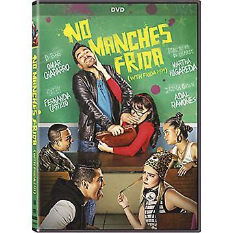 Não Manches Frida [DVD] EUA importar