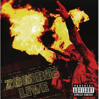 Rob Zombie - Zombie Live [CD] USA import