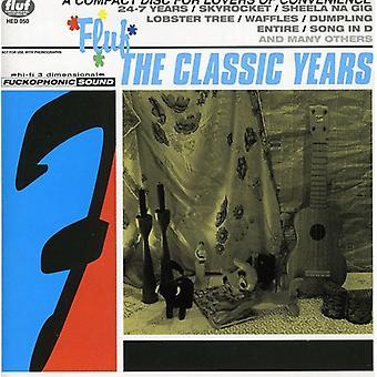 Fluf - Classic jaar [CD] USA importeren
