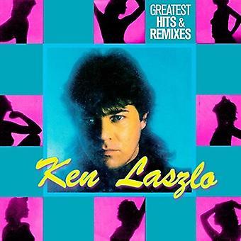 Ken Laszlo - Greatest Hits & Remixes [CD] USA import