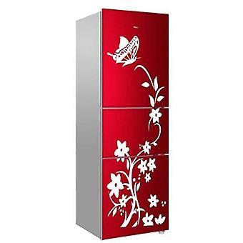 Creative Butterfly & Flower Pattern 3d Stickers
