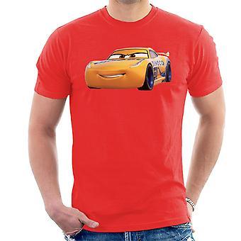 Disney Cars Cruz Ramirez Smirk Hommes-apos;t-shirt