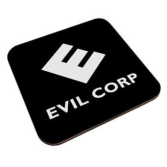 Evil Corp Mr Robot Coaster