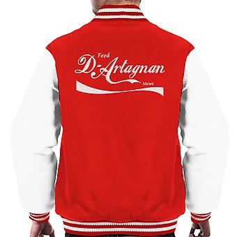 Stranger Things Feed Dartangnan Mews Men's Varsity Jacket