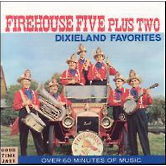 Firehouse Five Plus Two - importer des USA de Dixieland favoris [CD]