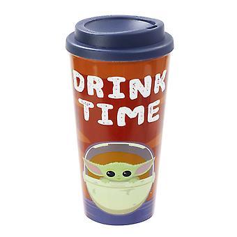 Star Wars mandalorianReise Becher das Kind Baby Yoda trinken Zeit neue offizielle