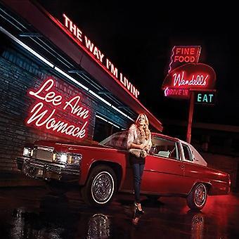 Lee Ann Womack - Way I'm Livin [Vinyl] USA import