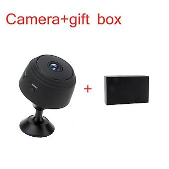 A9 1080p Wifi Mini Camera, Home P2p Camera Wifi, Night Vision Wireless