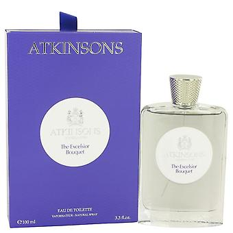 The Excelsior Bouquet Eau De Toilette Spray By Atkinsons 3.3 oz Eau De Toilette Spray