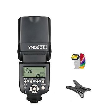 Yn560 Iii/ Iv 2.4g Wireless Flash Speedlite For Camera