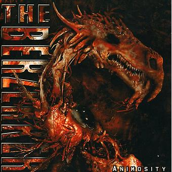 Animosity [CD] USA import