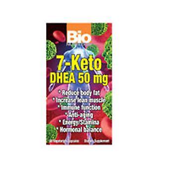 Bio Nutrition Inc 7-KETO DHEA, 50 mg, 50 VEG CAPS
