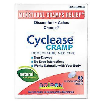 Boiron Cyclease Cramp, 60 Tabs