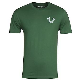 Ware Religie Lullaby Groen T-shirt
