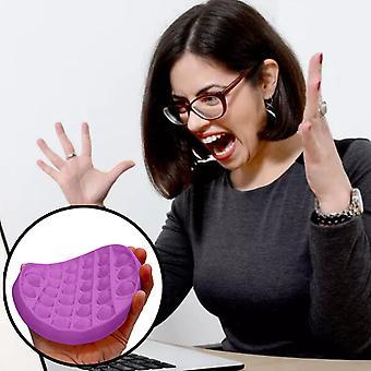 Empurrar pop bubble fidget brinquedo sensorial - autismo especial necessidades estresse