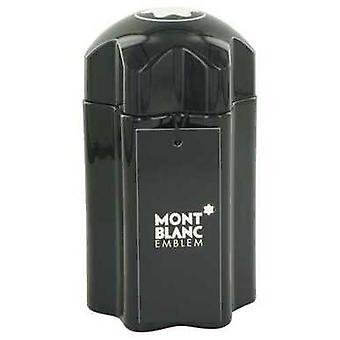 Montblanc Emblem By Mont Blanc Eau De Toilette Spray (tester) 3.4 Oz (men) V728-514067
