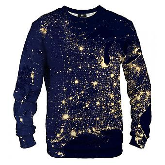 Mr. Gugu Miss Go Light Map Pullover