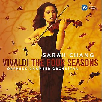 Sarah Chang - Vivaldi: The Four Seasons [CD] USA import
