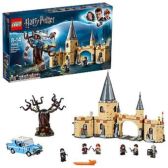Lego 75953 harry potter tylypahka kuka paju lelu, velho maailman fani lahja, erilaisia