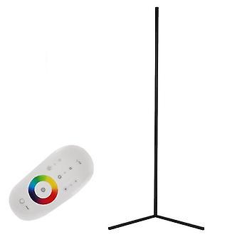 Nordic RGB Corner Floor Lamp, moderne og enkel led Stang til hjemmet