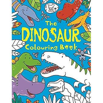 The Dinosaur Colouring Book Buster Activity