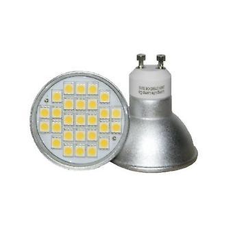 Gu10 5 Watt Super Bright Led Bulb With New Chip Technology Warm White 50w Output