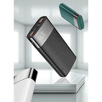 Kuulaa Fast Charging Power Bank USB Ulkoinen akkulaturi Xiaomille