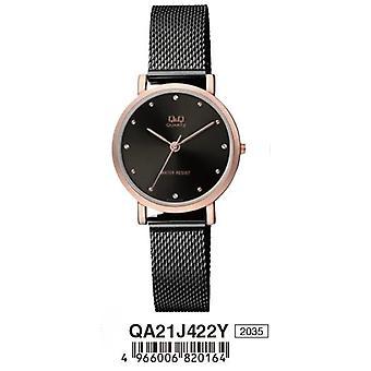 Q&q watch qa21j422y