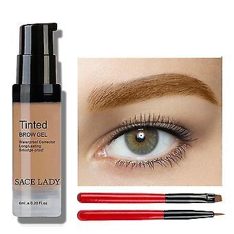 Getönte Augenbraue Gel-wasserdicht Make-up Korrektor und lang anhaltend