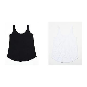 Mantis Womens/Ladies Relaxed Tank Top