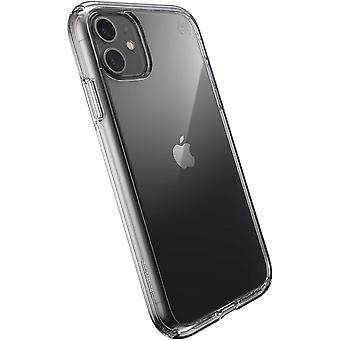 Speck Products Presidio Perfect-Clear iPhone 11 Case, Clear/Clear