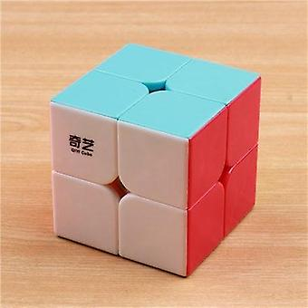 2x2x2 Colorful - Learning & Educational, Magic Cube Toy