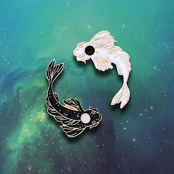Animal Pins & Brooches Lucky Jewelry Metal Badge