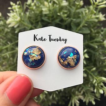 Flake Earrings