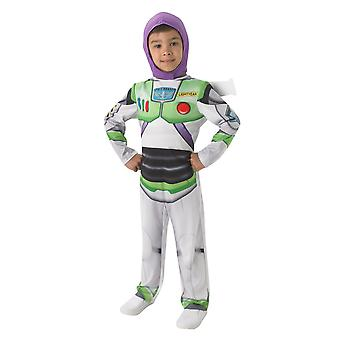 Disney Buzz Lightyear Classic Costume  Childrens Large