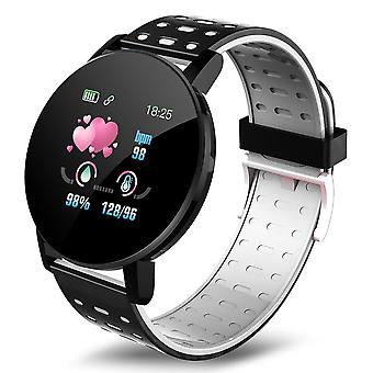 Blood Pressure Sport Heart Rate Fiteness Tracker Bracelet For Android Ios Smart