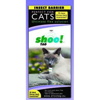 Shoo!Tag For Cats with Ticks