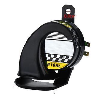 الهواء القرن سيارة Speeker، المعادن للماء الكهربائية صفارة الإنذار الحلزون بصوت عال