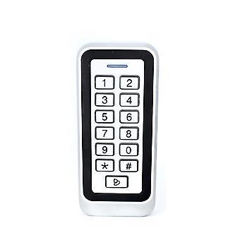 Ip67-taustavalon Rfid, oven käytönvalvontalukija, Em-kortin näppäimistön koodi ovelle