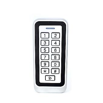 Ip67 Rfid الإضاءة الخلفية، قارئ التحكم في الوصول إلى الباب، رمز مفتاح لبطاقة Em للباب
