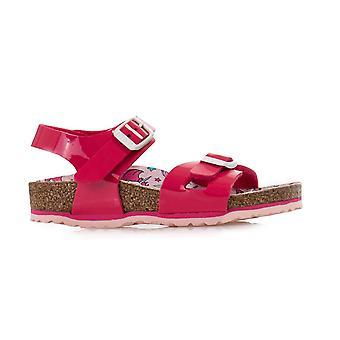 Birkenstock Rio Dzieci BF Patent Unicorn 1018829 uniwersalne letnie buty dziecięce