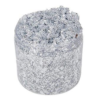 Cosmic Shimmer Gilding Flakes - Silver Moon