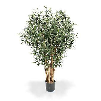 Künstlicher Olivenbaum deluxe 100 cm